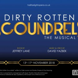 Dirty Rotten Scoundrels - Launch night in Halifax