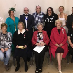 390 Years of Service Recognised