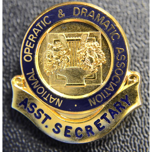 Assistant Secretary Badge