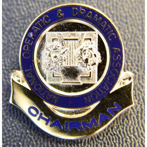 Chairmans Badge
