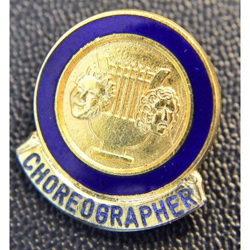 Choreographer Badge