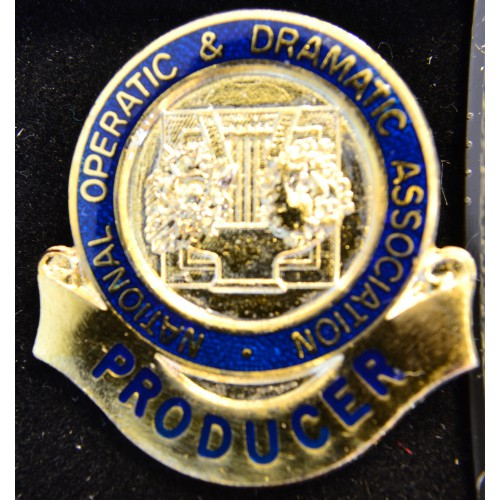 Producer Badge