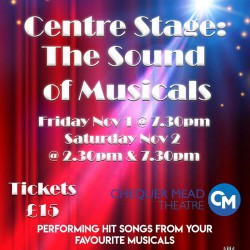 Centre Stage - The Sound of Musicals