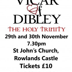 The Vicar of Dibley: The Holy Trinity