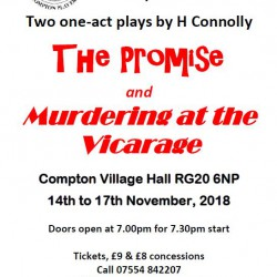The Promise and Murdering at the Vicarage