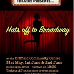 Hats off to Broadway