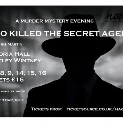 Who Killed the Secret Agent