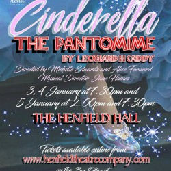 Cinderella,The Pantomime.
