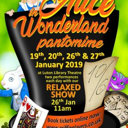 Alice In Wonderland Family Panto