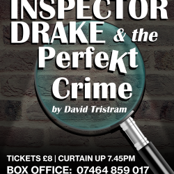 Inspector Drake and the Perfekt Crime