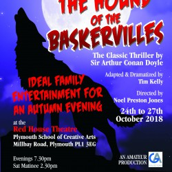"""Hound of the Baskervilles"""