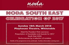 NODA South East Celebration of 2017